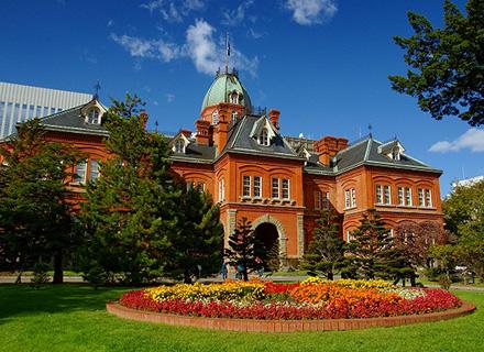 歴史的建造物コース*北海道の開拓時代と歴史STORY…
